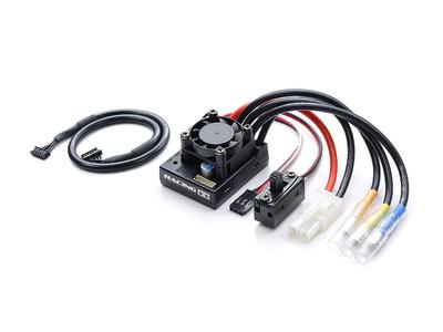 【タミヤ】ブラシレス エレクトロニック スピードコントローラー 04SR センサー付き