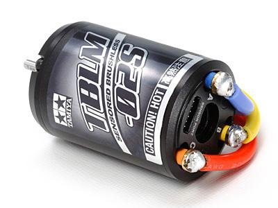 【タミヤ】ブラシレスモーター 02 センサー付 15.5T