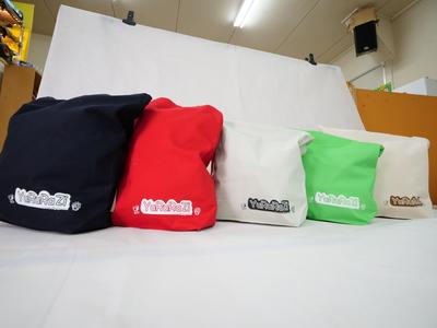 GAGAオリジナル ゆるラジRCトートバッグ(全5色)
