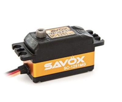 SAVOX 最高品質・高速・コアレス デジタルサーボ