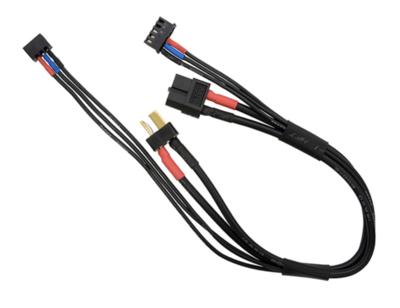 XT60 ディーンズ 2S用コネクタケーブル 1P 2P