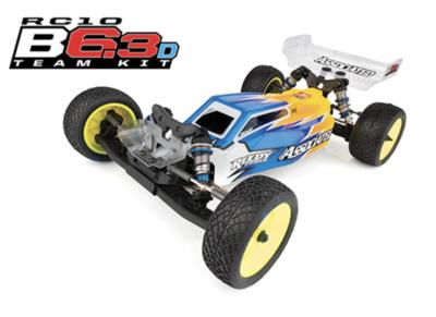 ASSOCIATED 90030 RC10B6.3D Team Kit (ダート路面向)