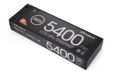 【Gフォース】Gforce ZERO CIRCLE LCG 7.4V 5400mAh 75C ハイコストパフォーマンスバッテリー