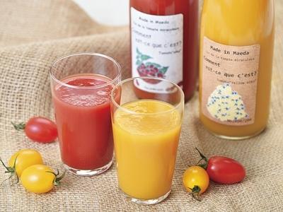 【クーポン対象商品】 前田農園トマトジュース「アイコ」飲み比べセット