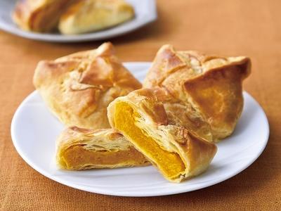 北海道名寄市老舗「千虎」えびすかぼちゃパイ詰め合わせ21個入り