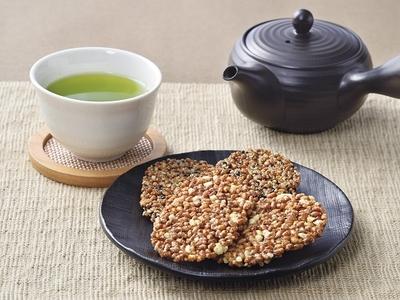 北海道名寄市 もち米玄米茶セット