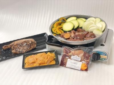 【クーポン対象商品】天塩川精肉店の簡単お肉グルメセット