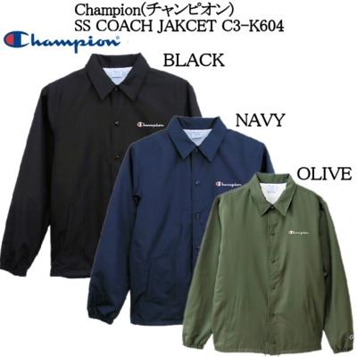 Champion(チャンピオン) SS COACH JAKCET C3-K604
