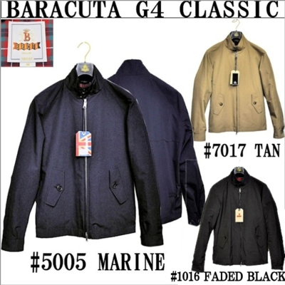 BARACUTA(バラクータ) G4 CLASSIC MADE IN ENGLAND