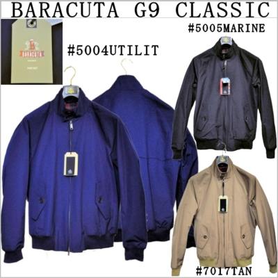 BARACUTA(バラクータ)  G9 CLASSIC