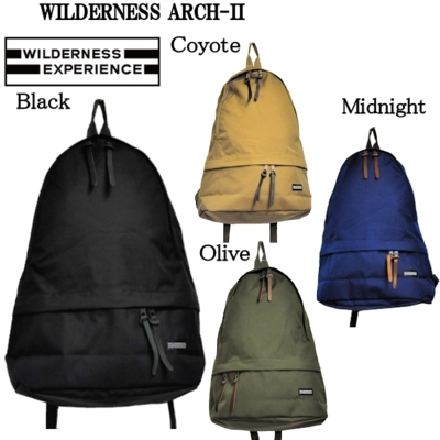 WILDERNESS EXPERIENCE ARCHII MADE IN JAPAN