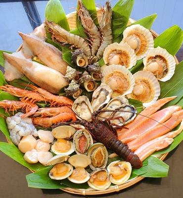 BBQ用 海鮮食べ尽くしパーティセット