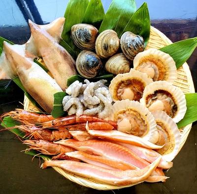 BBQ用 子供が喜ぶファミリー海鮮セット