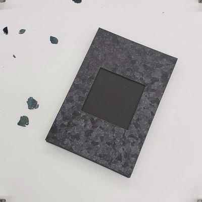じゃばら自由本(御朱印帳)紫陽花 NO.571黒