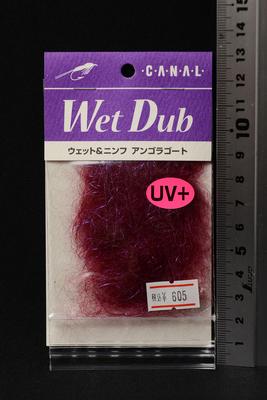 キャナル Wet Dub   ウェットダブUV+ ウェット&ニンフ アンゴラゴート