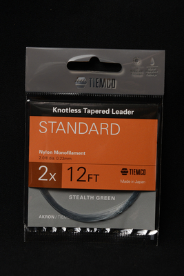 TIEMCO | 【5個セット】Standard Leader 12ft  | スタンダード リーダー 12フィート5個セット