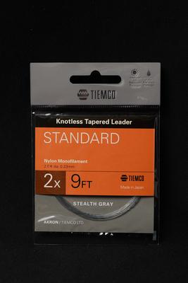 TIEMCO | 【5個セット】Standard Leader 9ft  | スタンダード リーダー9フィート5個セット
