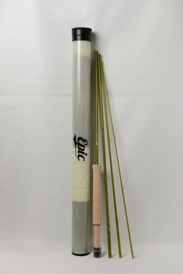 epic|370 FastGlass Fly Rod