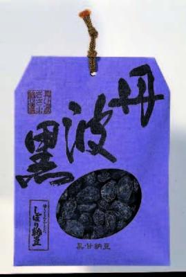 丹波黒しぼり納豆 90g