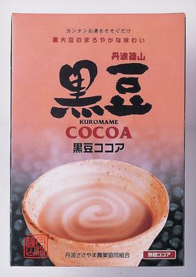 丹波篠山黒豆ココア インスタント