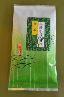 丹波篠山茶 煎茶 (緑茶) 100g