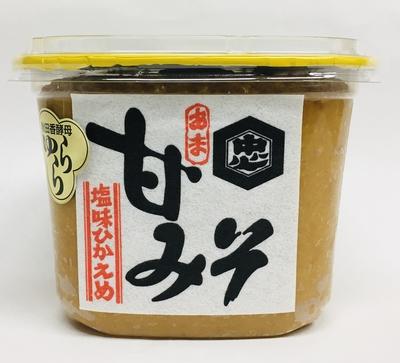 <内藤醤油店>甘みそ 1㎏