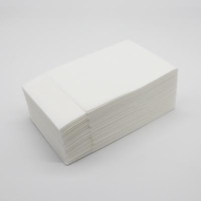 6折紙ナプキン 白無地