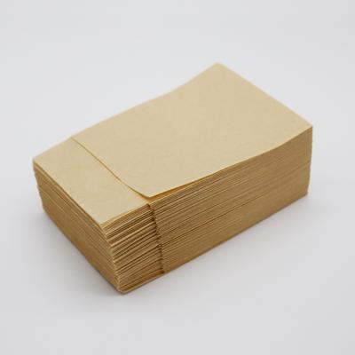 6折紙ナプキン 未晒茶