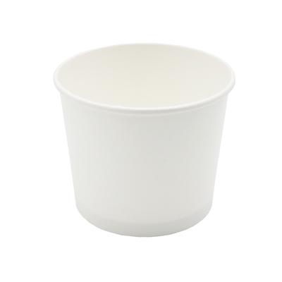 スープカップ M PC-395 白無地
