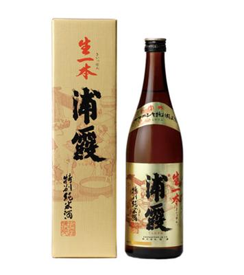 特別純米酒 生一本(きいっぽん) 浦霞 720ml