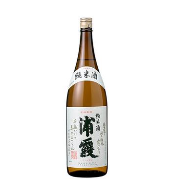 純米酒 浦霞 1.8L