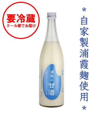 浦霞の甘酒 760g