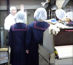 京の飴作り体験