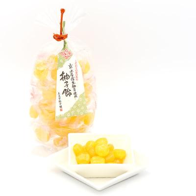 こだわり柚子飴