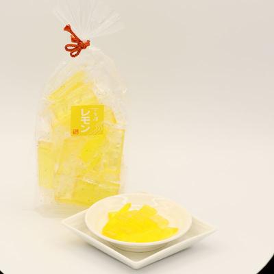 京友禅 レモン飴