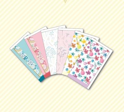 マスクケース 6種各10枚アソートパック