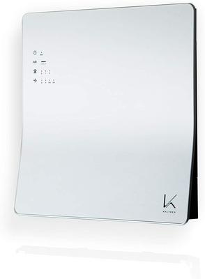 カルテック 光触媒 除菌・脱臭デバイス ターンド・ケイ 壁掛タイプ KL-W01