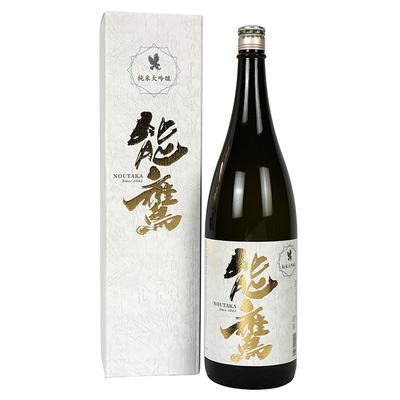 能鷹 純米大吟醸 1.8L