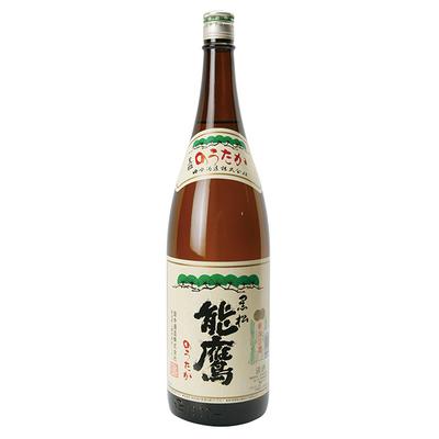 能鷹 黒松 1.8L