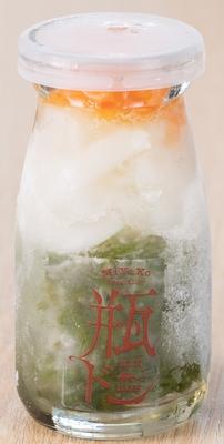 【冷凍】宮古の瓶ドン(イカ入り) 90g