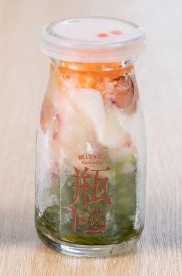 【冷凍】宮古の瓶ドン(タコ入り) 90g