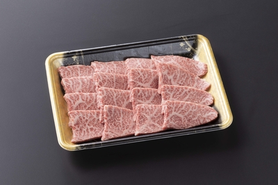 【冷凍】前沢牛霜降り焼肉 400g