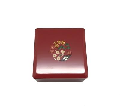 Hidehira-Nuri Lacquerware Small Box