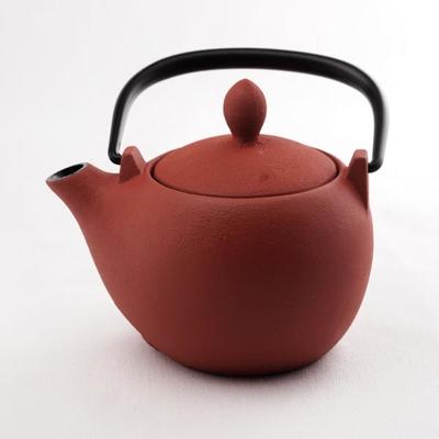 Iwachu Japanese Cast Iron Teapot (Red)