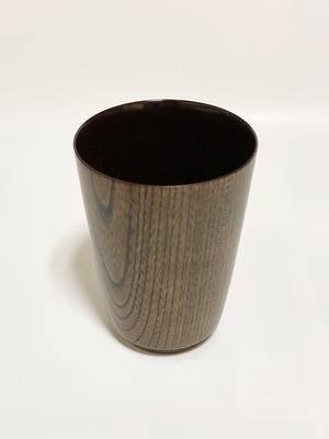 Lacquerware Cup (Black)
