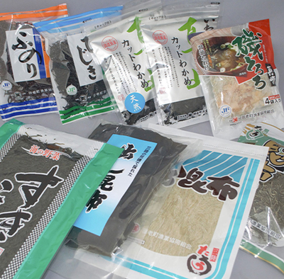 海藻詰め合わせ9品