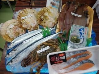 【冷蔵】超新鮮おまかせ海産物セット