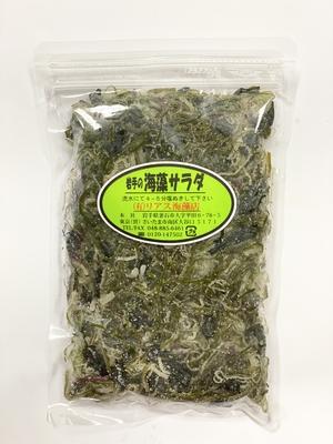 【冷蔵】岩手の海藻サラダ 200g