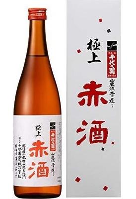 極上 赤酒(720ml)