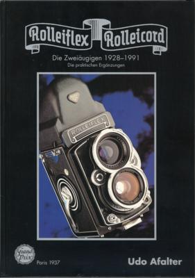 Rolleiflex Rlleicord Die Zweiaugigen 1928-1991